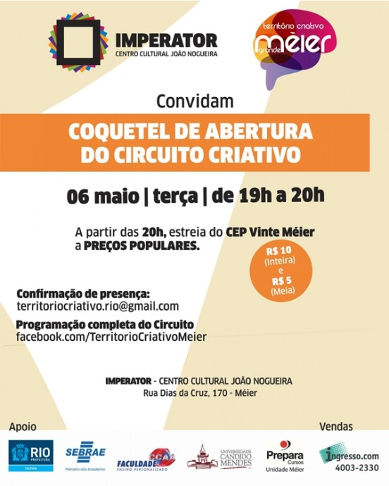 Flyer Virtual - Convite - Circuito Criativo_2w