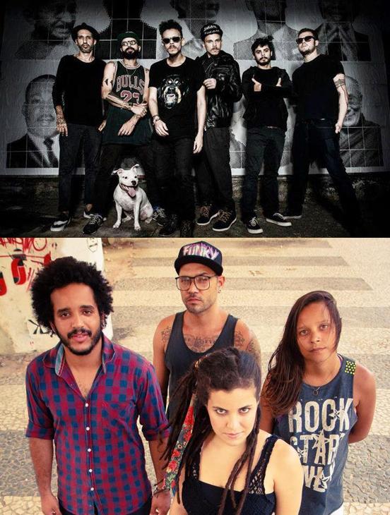 As bandas Medulla e Canto Cego se apresentam hoje no Imperator Novo Rock