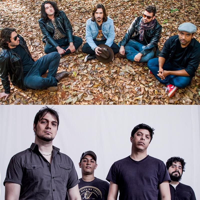 As bandas Folks e Zero9 se apresentam na 3ª edição do Imperator Novo Rock