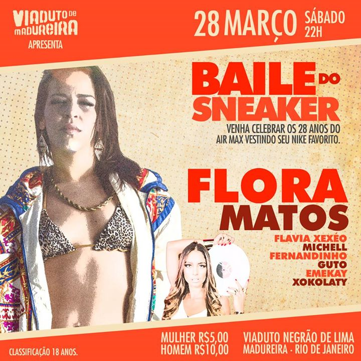 Flora Matos_Baile do Sneaker_Zona Norte Etc_Madureira