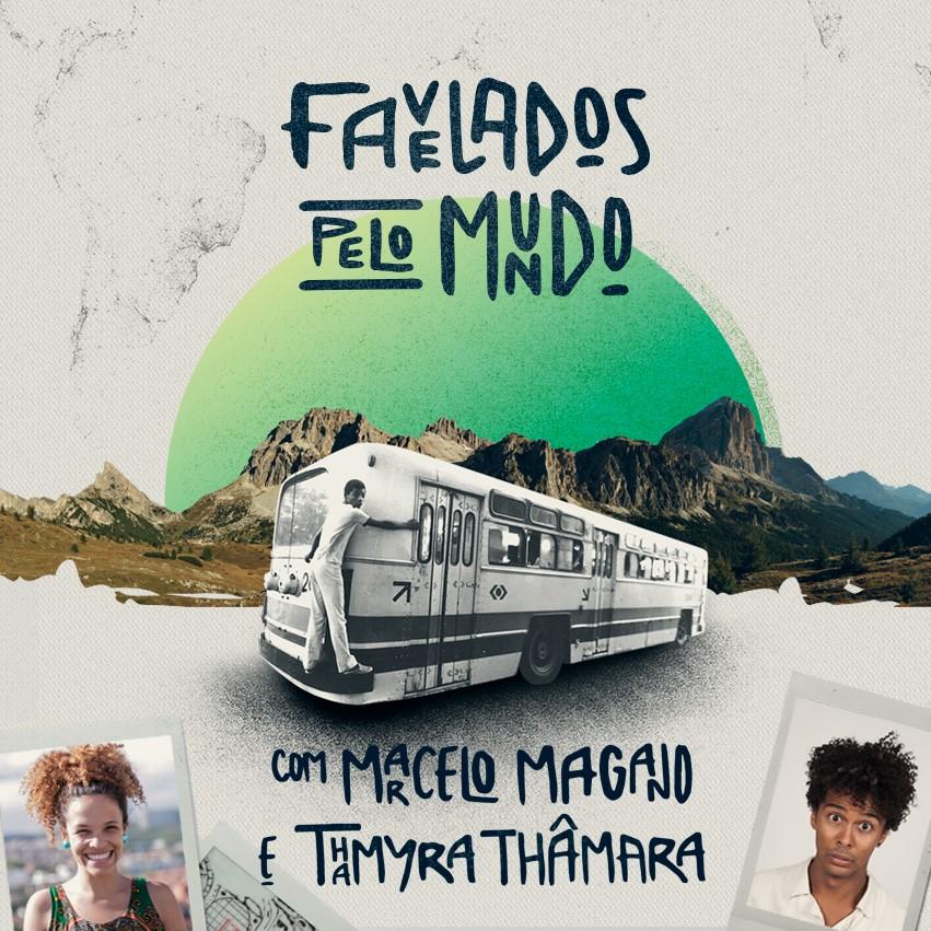 favelados pelo mundo