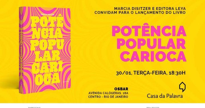 potencia popular carioca livro