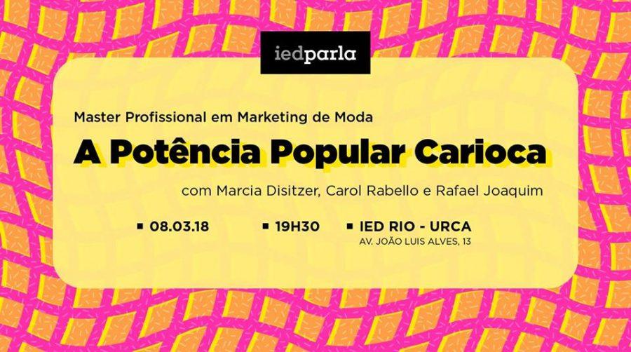 ied parla a potencia popular carioca carol rabello zona norte etc
